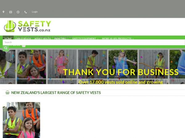 safetyvests.co.nz