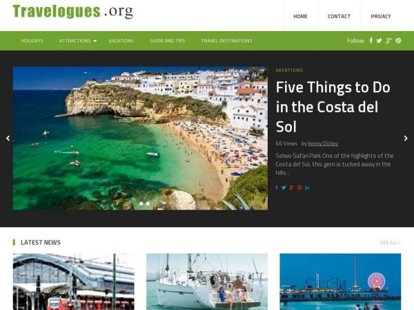 travelogues.org